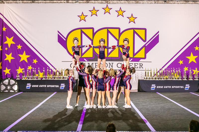 Champion Cheer 1183 December 07, 2019