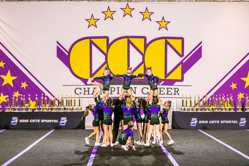 Champion Cheer 1062 December 07, 2019