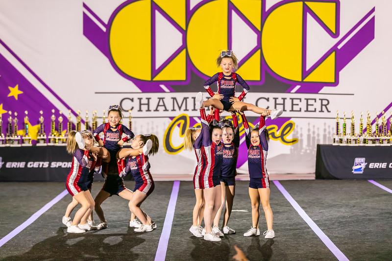 Champion Cheer 814 December 07, 2019