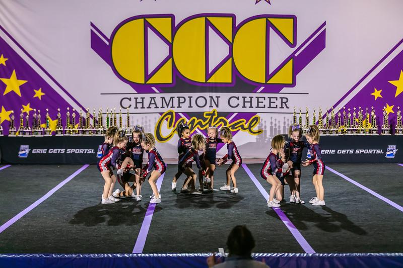 Champion Cheer 600 December 07, 2019