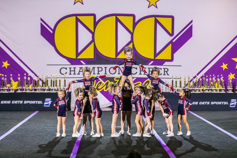 Champion Cheer 662 December 07, 2019