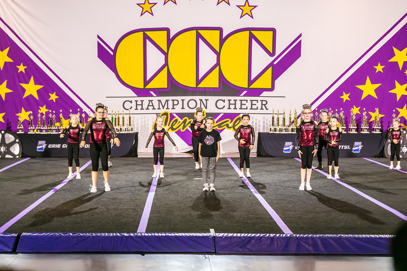 Champion Cheer 954 December 07, 2019