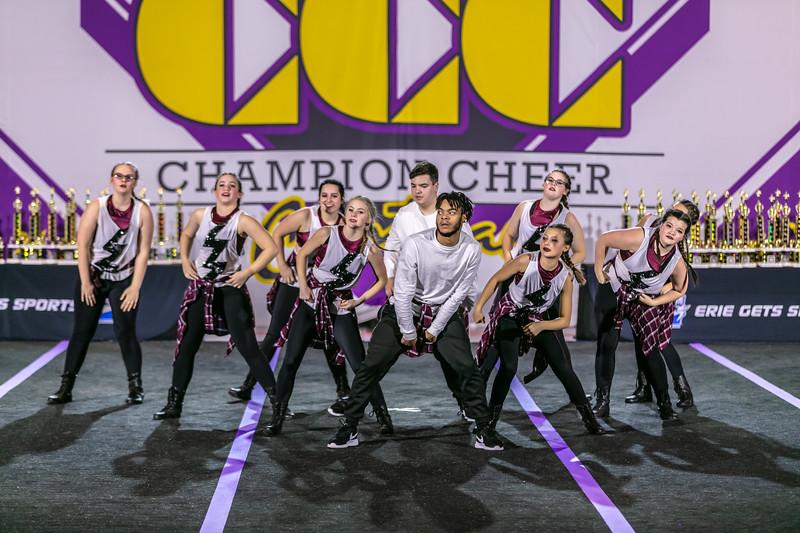 Champion Cheer 109 December 07, 2019
