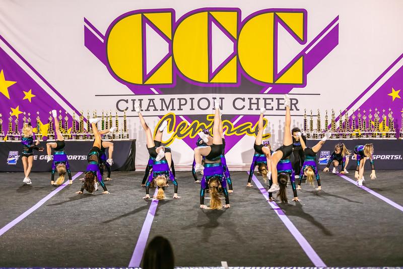 Champion Cheer 1034 December 07, 2019