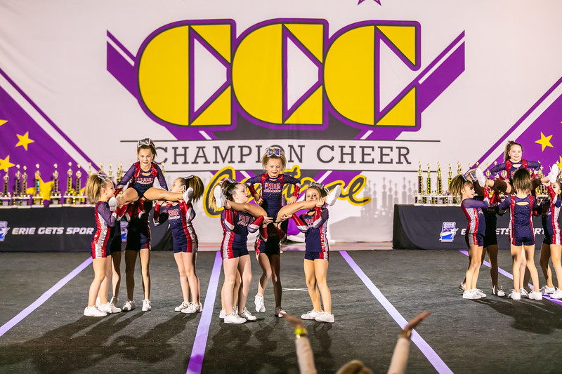 Champion Cheer 812 December 07, 2019