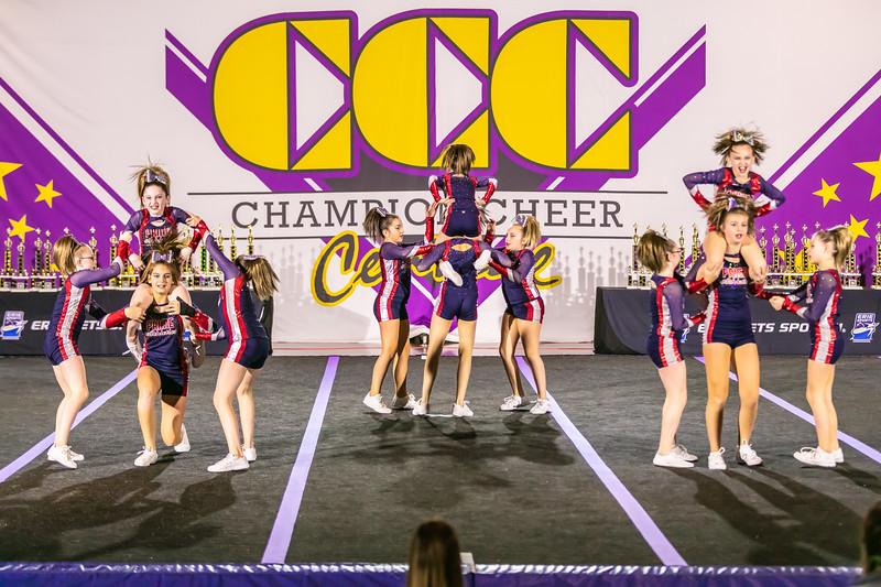 Champion Cheer 1147 December 07, 2019