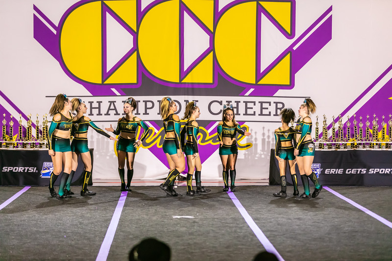 Champion Cheer 1247 December 07, 2019