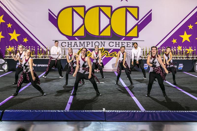 Champion Cheer 129 December 07, 2019