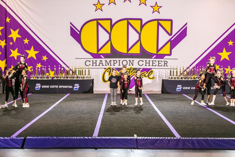 Champion Cheer 961 December 07, 2019