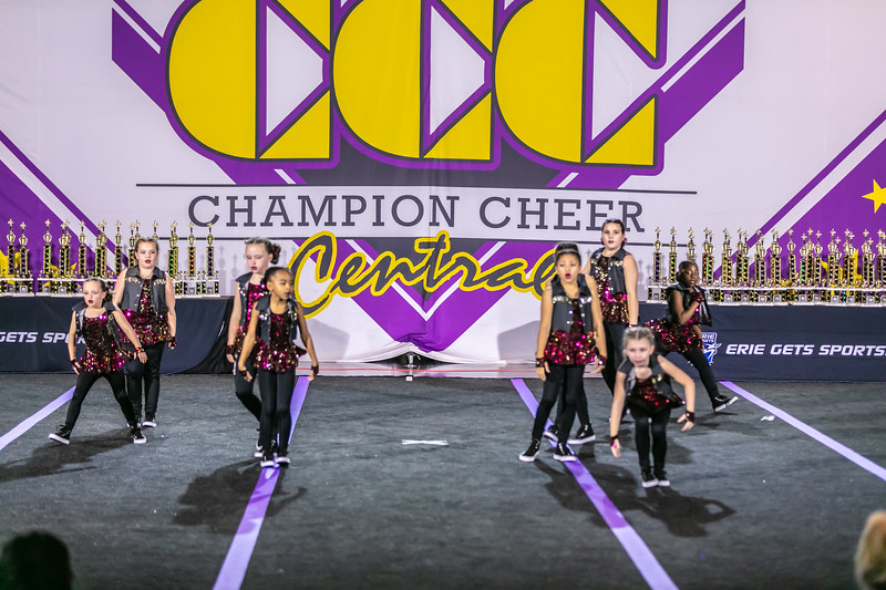Champion Cheer 207 December 07, 2019
