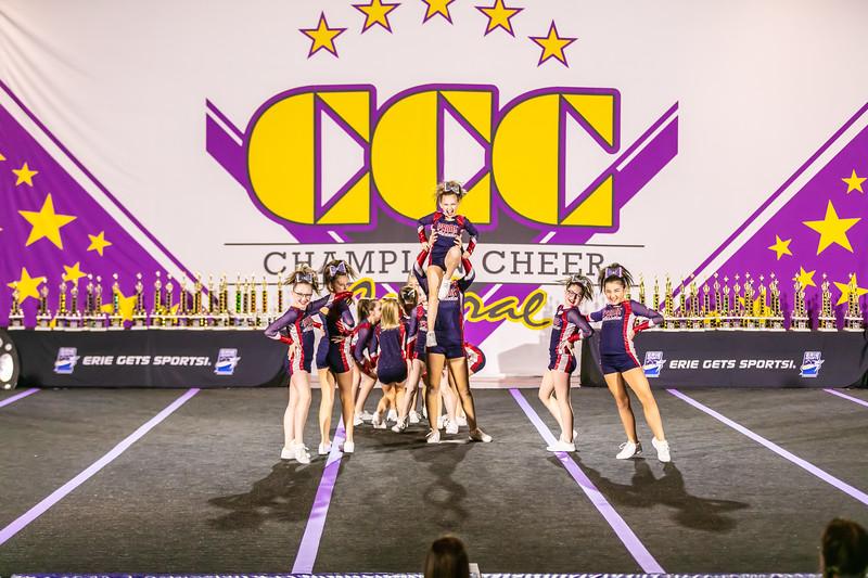 Champion Cheer 1164 December 07, 2019