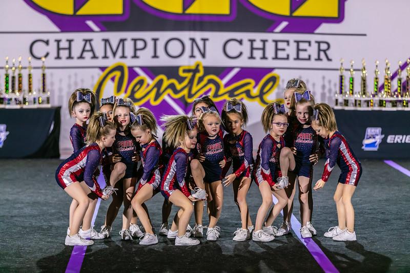 Champion Cheer 611 December 07, 2019