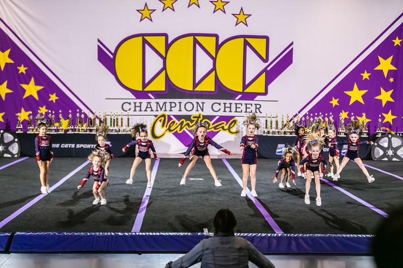 Champion Cheer 619 December 07, 2019