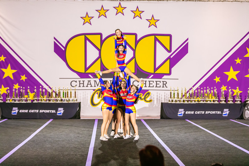 Champion Cheer 1230 December 07, 2019