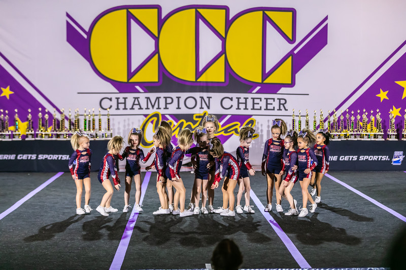 Champion Cheer 658 December 07, 2019