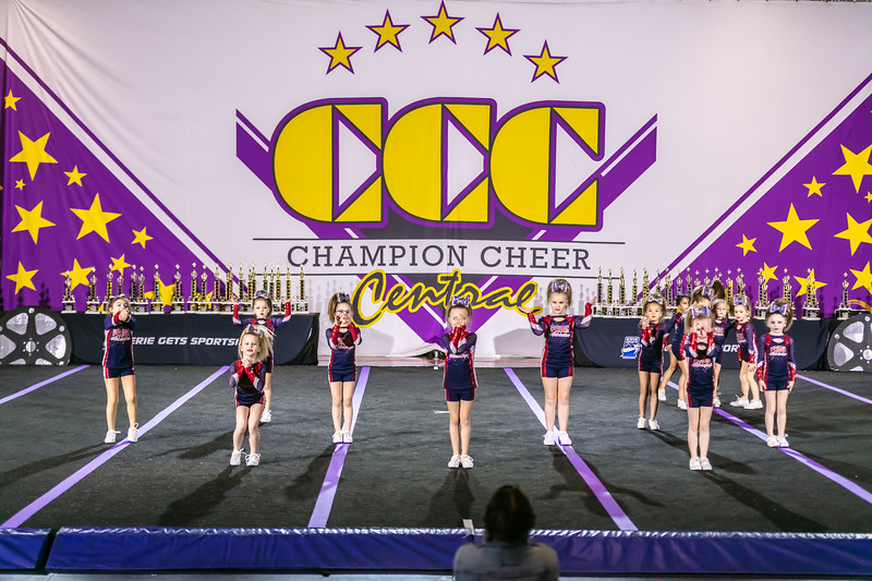 Champion Cheer 617 December 07, 2019