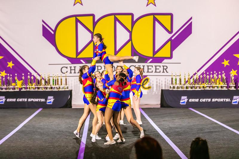 Champion Cheer 1211 December 07, 2019