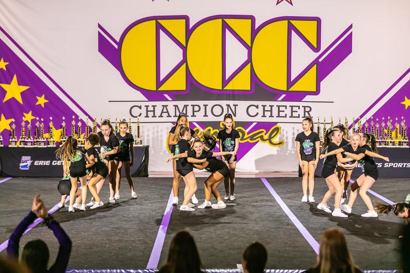 Champion Cheer 916 December 07, 2019