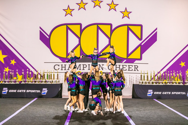 Champion Cheer 1061 December 07, 2019