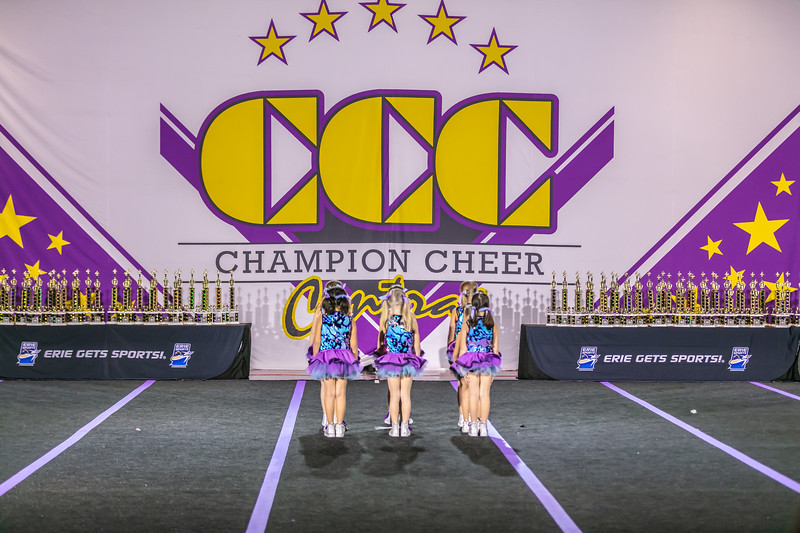 Champion Cheer 371 December 07, 2019