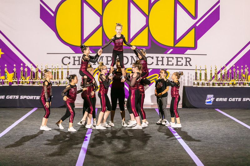 Champion Cheer 984 December 07, 2019