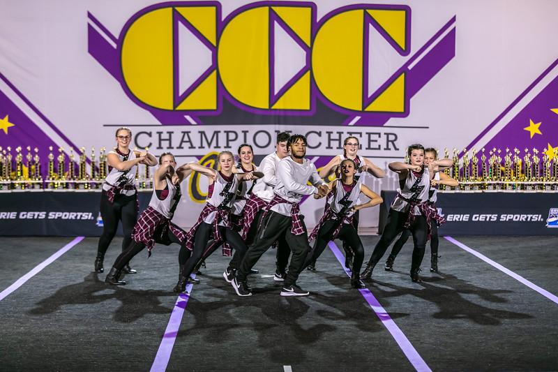 Champion Cheer 114 December 07, 2019