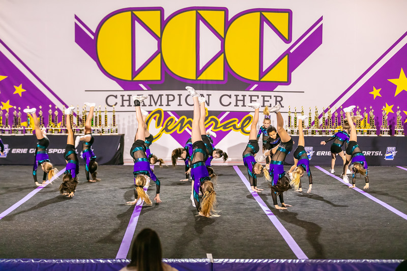Champion Cheer 1032 December 07, 2019