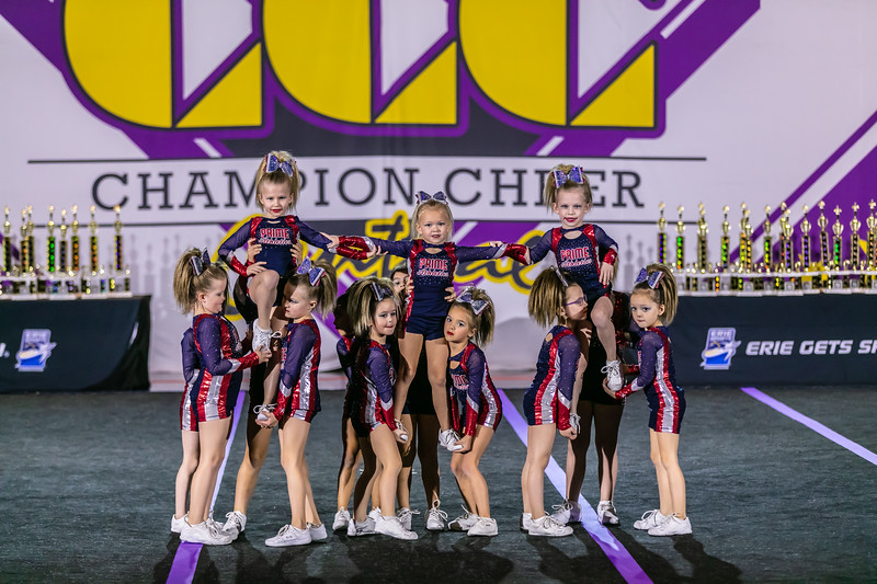 Champion Cheer 614 December 07, 2019