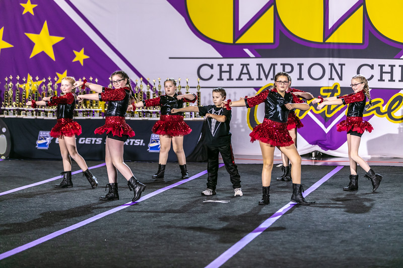 Champion Cheer 298 December 07, 2019