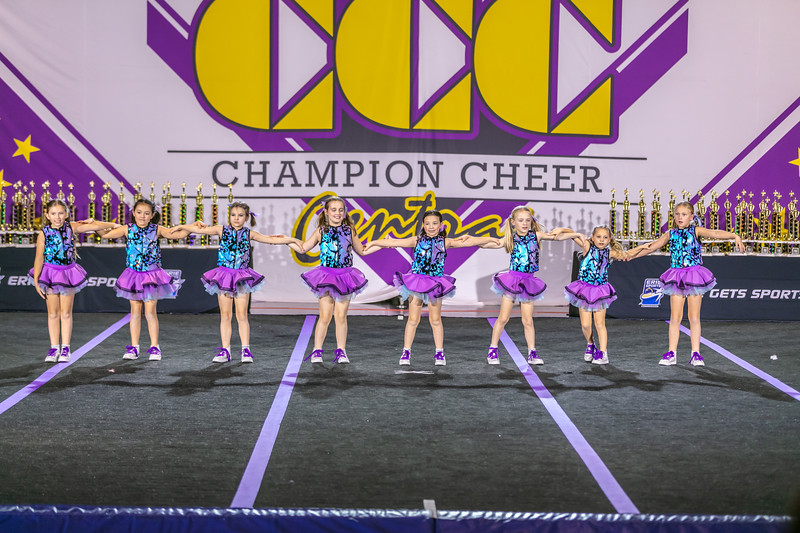 Champion Cheer 409 December 07, 2019