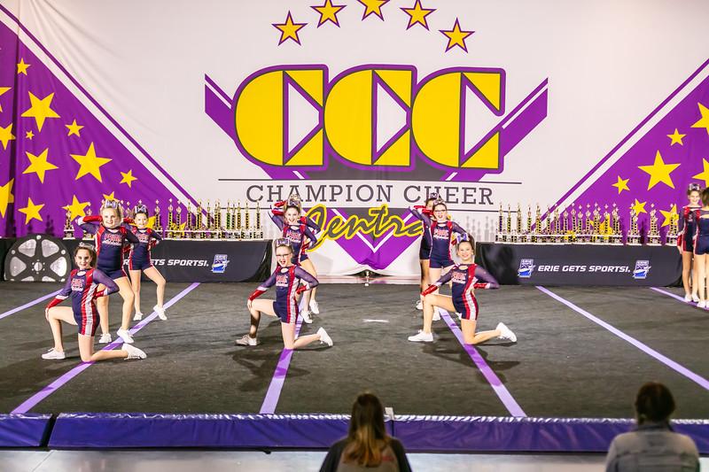 Champion Cheer 1127 December 07, 2019