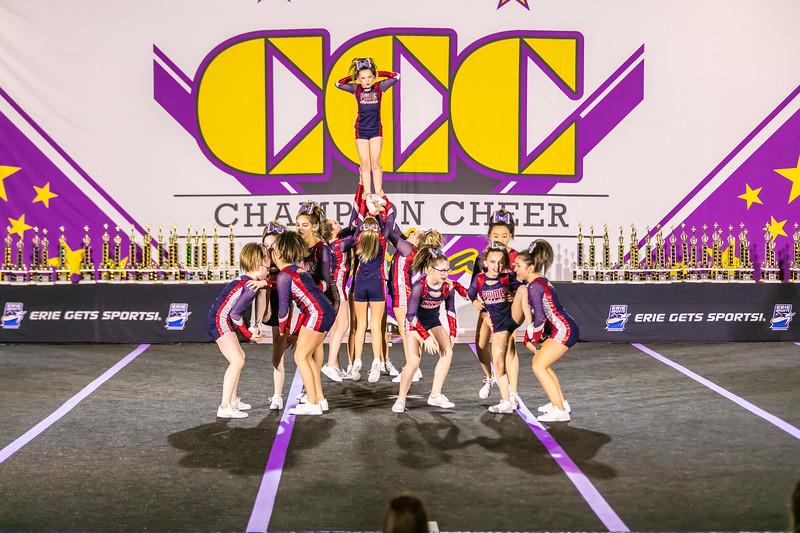 Champion Cheer 1165 December 07, 2019