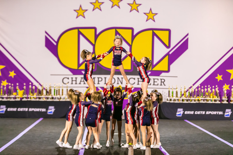 Champion Cheer 821 December 07, 2019