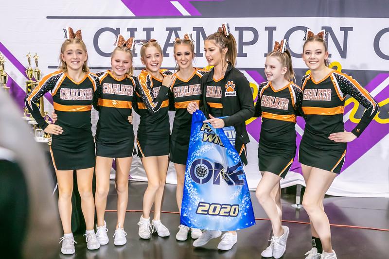 Champion Cheer 581 December 07, 2019