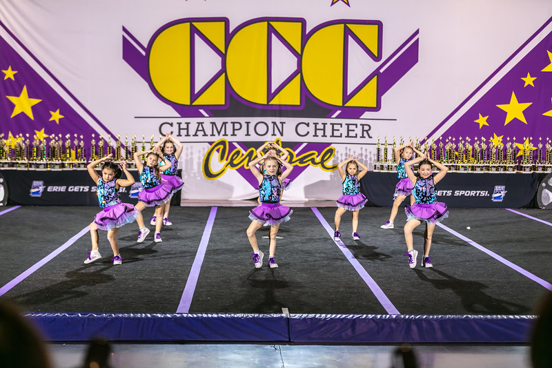 Champion Cheer 403 December 07, 2019