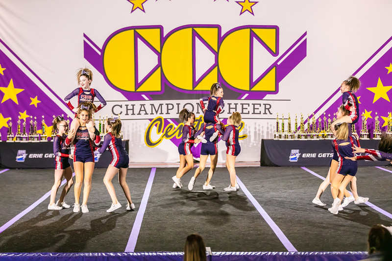 Champion Cheer 1149 December 07, 2019