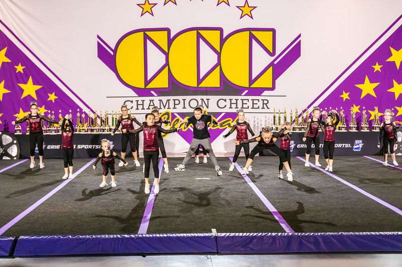 Champion Cheer 963 December 07, 2019