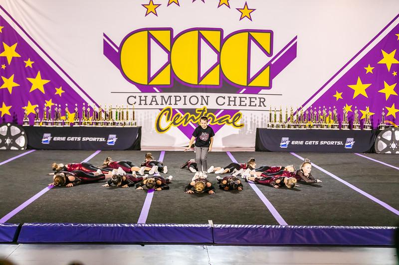 Champion Cheer 998 December 07, 2019