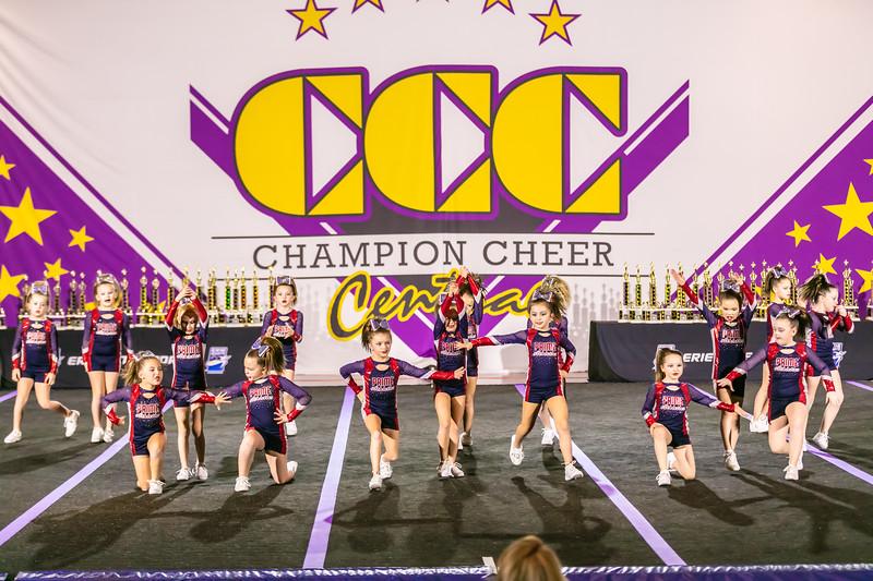 Champion Cheer 834 December 07, 2019