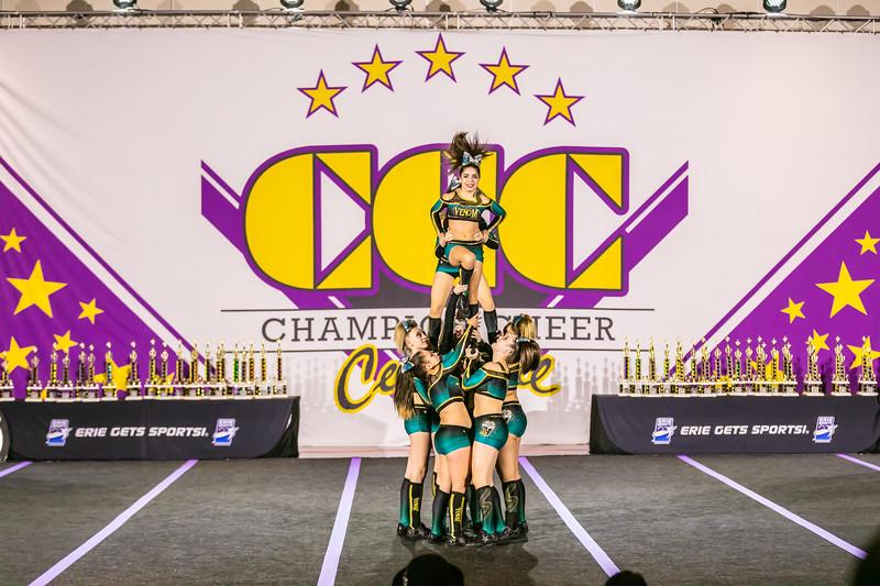 Champion Cheer 1283 December 07, 2019