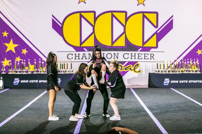 Champion Cheer 588 December 07, 2019