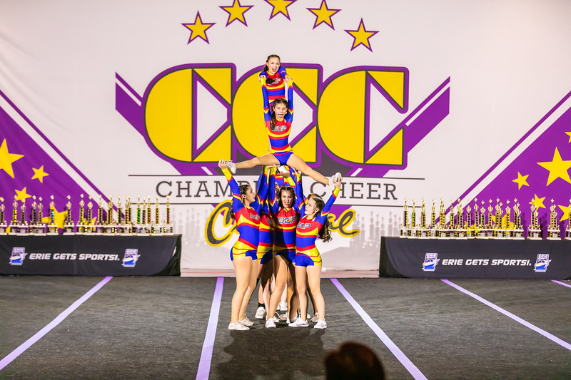 Champion Cheer 1229 December 07, 2019