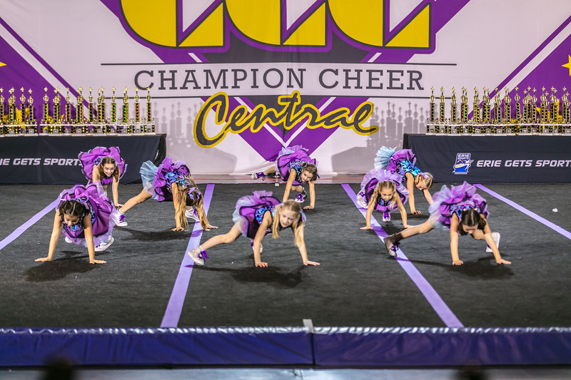 Champion Cheer 398 December 07, 2019