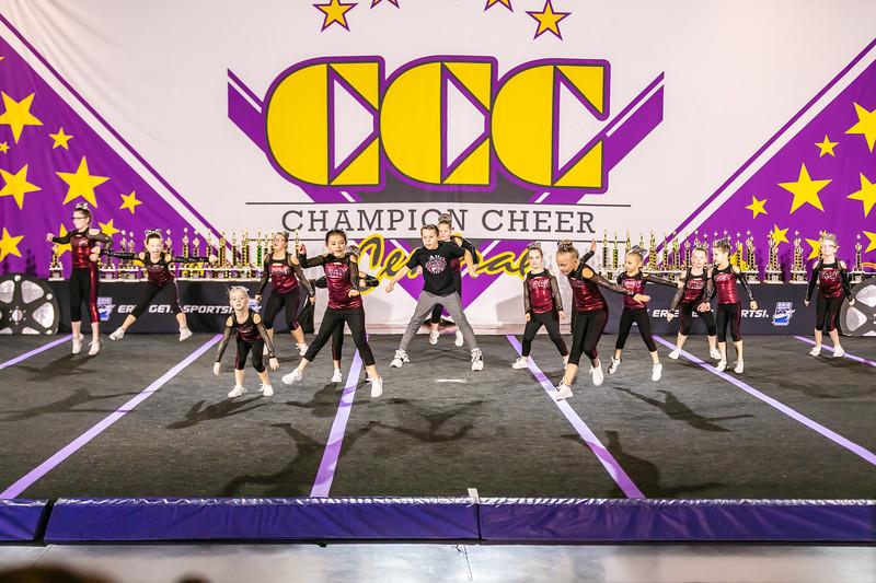 Champion Cheer 965 December 07, 2019