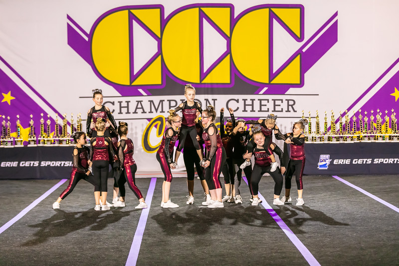 Champion Cheer 983 December 07, 2019