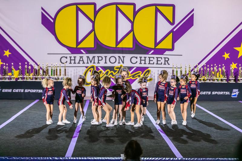 Champion Cheer 657 December 07, 2019