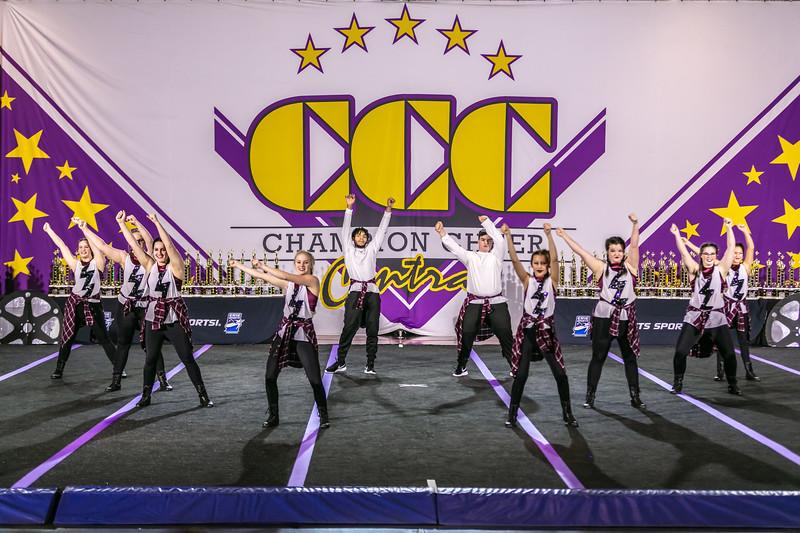 Champion Cheer 103 December 07, 2019