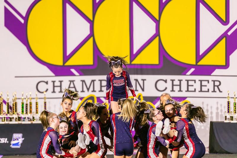 Champion Cheer 1187 December 07, 2019