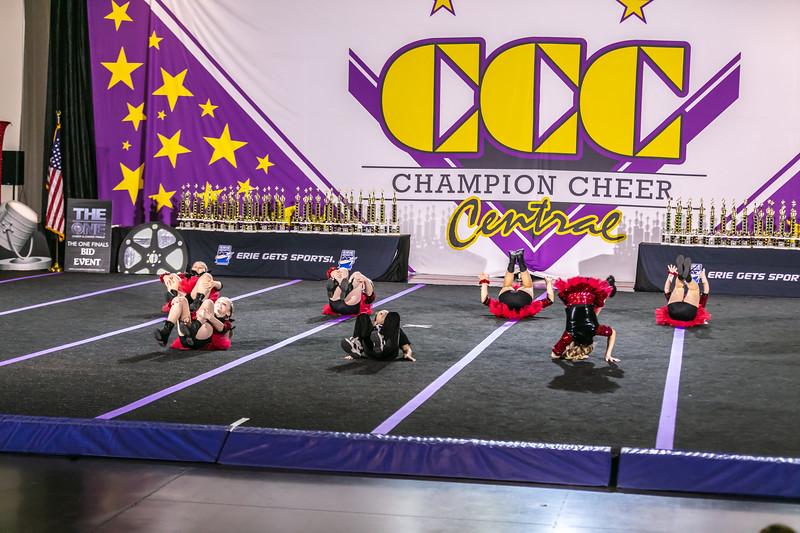 Champion Cheer 284 December 07, 2019