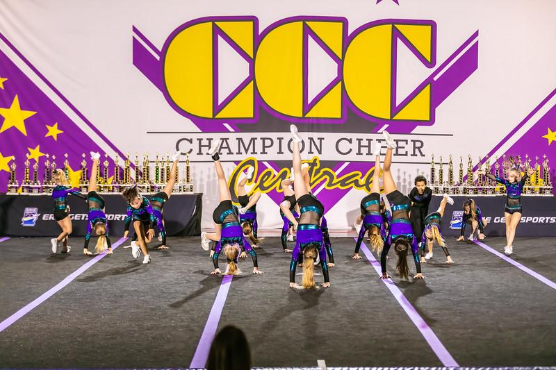 Champion Cheer 1036 December 07, 2019